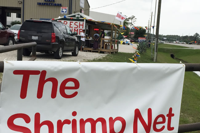 The Shrimp Net